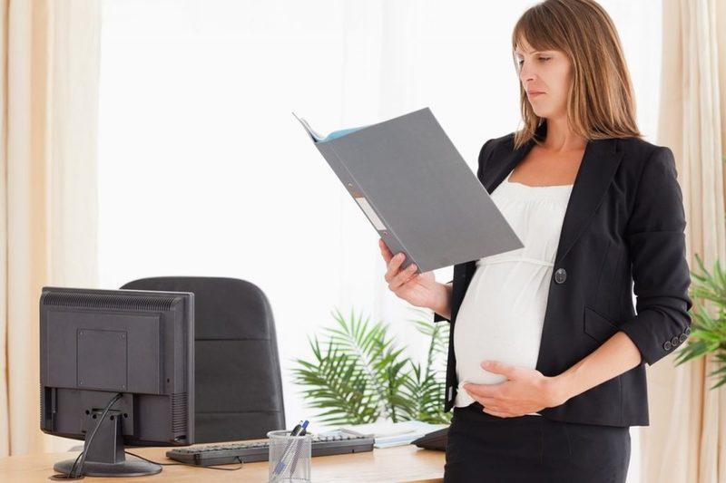 Можно ли уволить беременную женщину