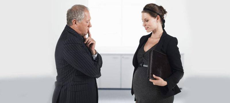Права беременной женщины