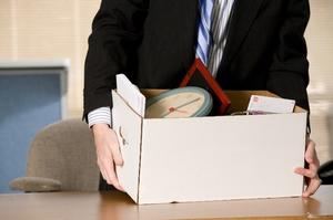 Действие работодателя при увольнении работника
