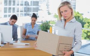 Увольнение при неофициальном трудоустройстве