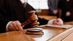 Увольнение заключенного по судебному постановлению