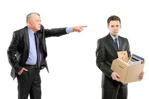Последовательность документов в личном деле уволенного работника
