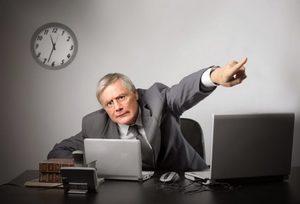 Отсутствие компромисса при увольнении пенсионера