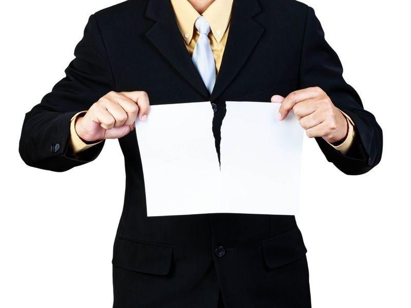 Расхотели увольняться? Отменить решение можно в последний день