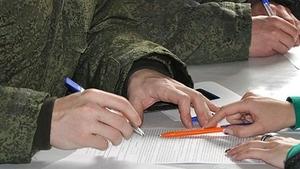 Расторжение контракта с военнослужащим