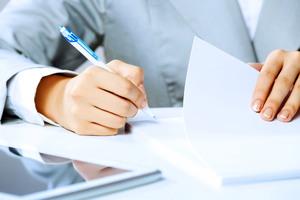 Увольнение сотрудника с работы: образец и виды служебной записки