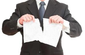 Расторжение контракта