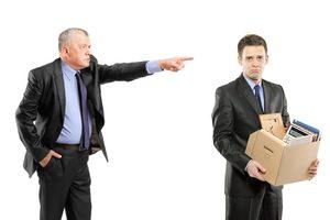 Процедура увольнения работника после выговора