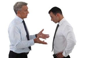 Способ воздействия на сотрудника — замечание
