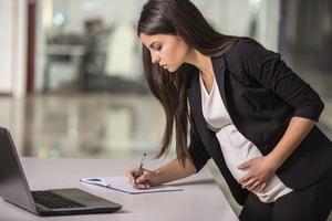 Как уволиться беременной
