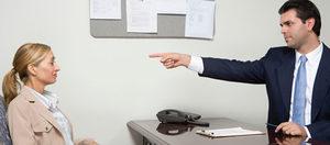 как уволить работника в день приема