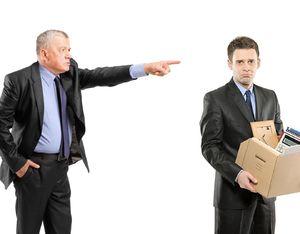 Может ли временно исполняющий должность директора увольнять работников