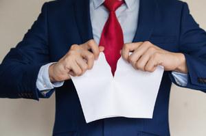 Процесс расторжения контракта